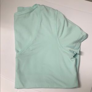 Lululemon Light Teal V Neck | Size 8